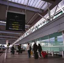 Ezeiza Buenos Aires Airport entrance